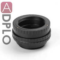 ADPLO M42 to M42 Macro Tube Adapter - 17mm to 31mm Mount Lens Adjustable Focusing Helicoid 17-31mm