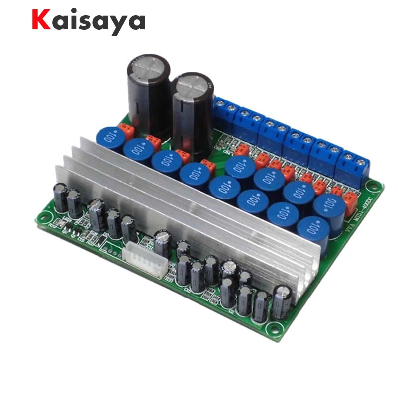 new Upgrade 5.1 TPA3116 Digital Power audio Amplifier Board 6 Channels 50W*4 100W*2 amplificador G2-008