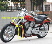 Geeignet für Harley motorrad zubehör nacht Lutherischen welle tank abdeckung tank überzug schutzhülle rand platte dekorative cov