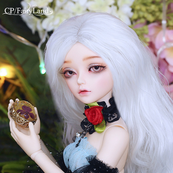 Free Shipping Minifee Ria BJD Doll 1/4 Fairyline Halloween Witch Options For Fullset Staff Horns Wings Girls Resin Toy Fairyland
