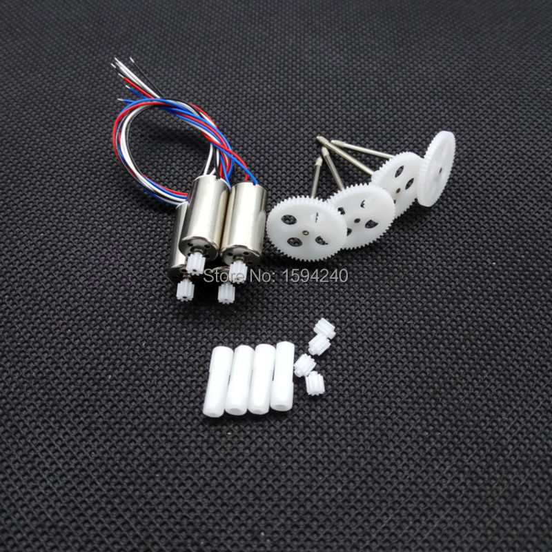 For H31 Spare Parts engines Motor motors gear for JJRC H31 RC drone Quadcopter Part