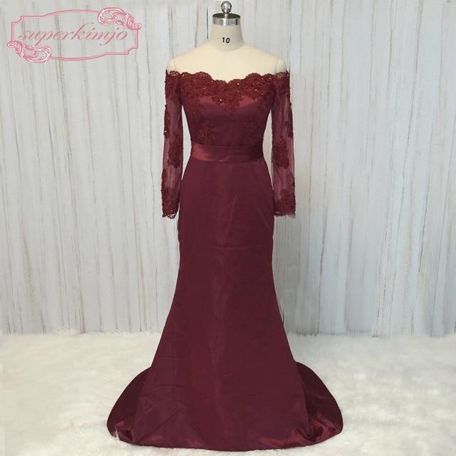 La robe du soir 2018