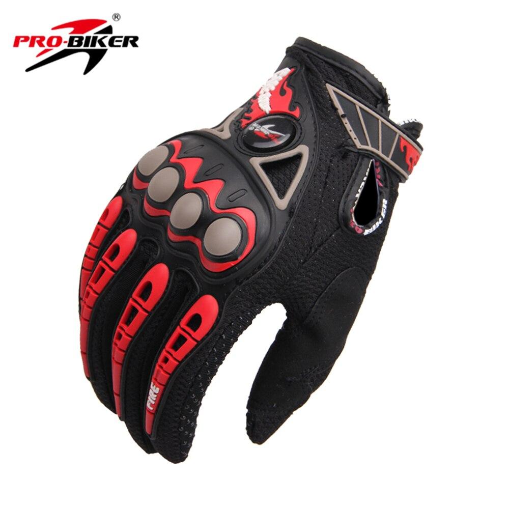 PRO-BIKER Motorrad Racing Handschuhe Atmungsaktive Enduro Dirt Bike Moto Guantes Luvas Off Road Motocross Motorrad Reiten Handschuhe