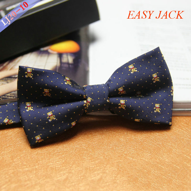 Fashion Men Bow Tie Set Novelty Polyester Detachable Collars Necktie Formal Suit Butterfly Dot Customized Bowties Party Cravate