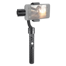 AFI V2 Aluminum Alloy CNC Phone Handheld Gimbal Stabilizer for 3.5″ to 5.5″ Smartphone Cellphones VS Smooth Q