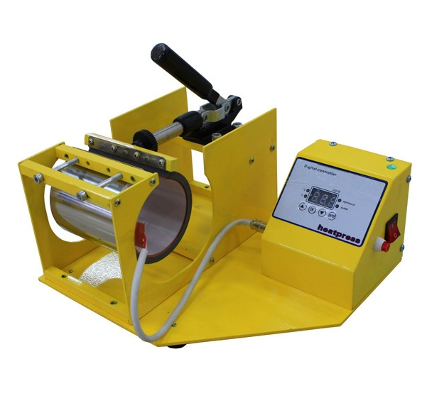 11oz Round & 17oz Conical Mat Cup Printing Machine,cup Heat Transfer Machine