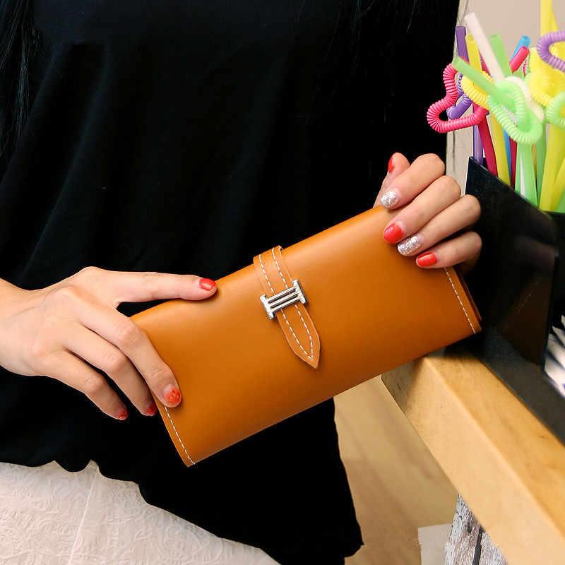 2019 новый женский кошелек из искусственной кожи, женские кошельки высокого качества, женское портмоне, длинный женский кошелек Carteira Feminina