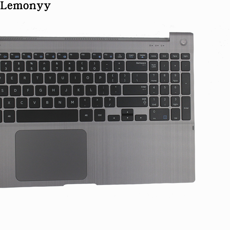 New FOR Samsung NP700Z5A NP700Z5B NP700Z5B-W01UB US Keyboard NO backlit