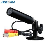 New Super HD AHD 3MP Starlight Mini CCTV Waterproof Micro Surveillance Small Vandal proof Black Metal Bullet Security Camera
