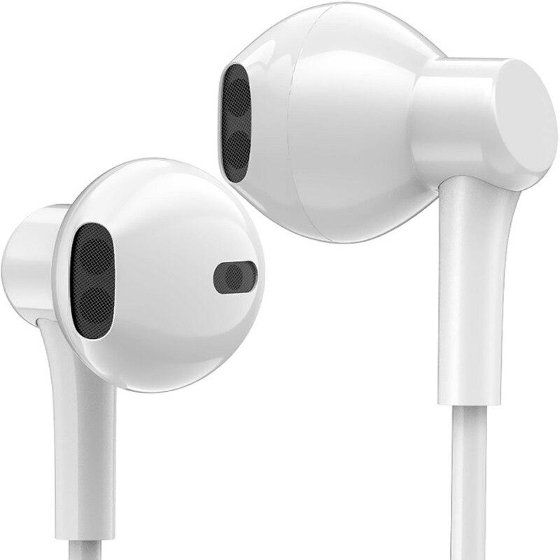 Bass Sound Earphone In-Ear Sport Earphones No Microphone For Xiaomi IPhone Samsung Headset Fone De Ouvido Auriculares MP3