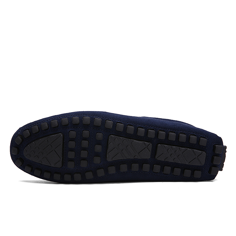 blue Hiver 46 Casual Plus brown 38 Suede Peluche En Slip Chaud La Hommes Taille Chaussures Black Sur ZUdT4dnq5