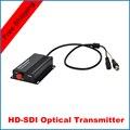 Hd-sdi Transceiver óptico HD SDI de alta definição digital de sinais de longa distância de transmissão de fibra óptica 20 km