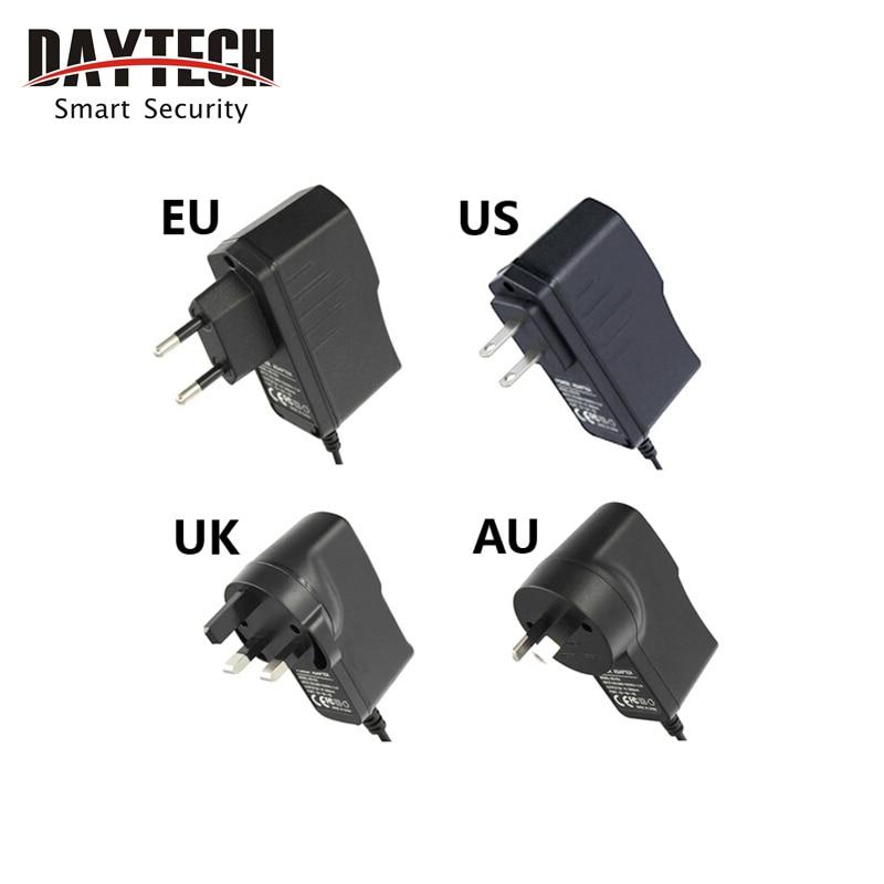 DAYTECH 5V AC/DC Power Adapter Outlet 2000mA EU/US/UK/US DAYTECH 5V AC/DC Power Adapter Outlet 2000mA EU/US/UK/US