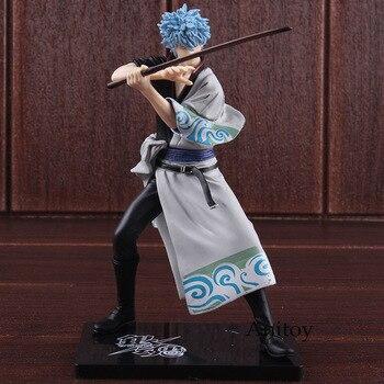 Figura de Gintoki Sakata de Gintama (17cm) Figuras Gintama