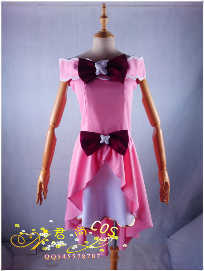 Eshop Ichigo (Transfiguration) Cosplay Costume from Tokyo Mew Mew Cosplay Anime Carnival Costume Halloween Fantasia