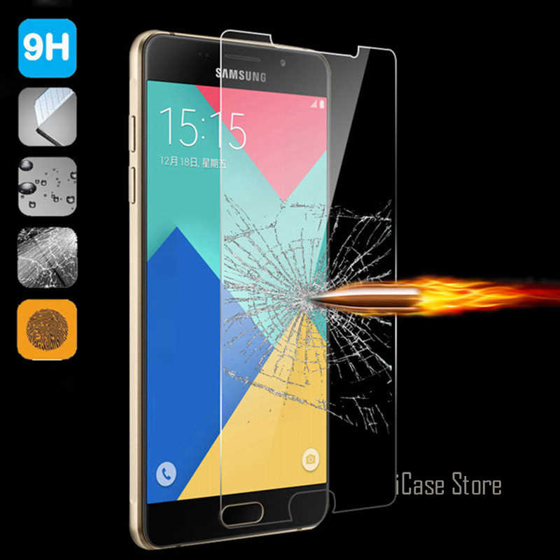 Tempered Glass Premium Screen Protector For Samsung Galaxy S3 S4 S5 NEO S6 S7 Note 2 3 4 5 Grand Core Prime Duos Protective Film