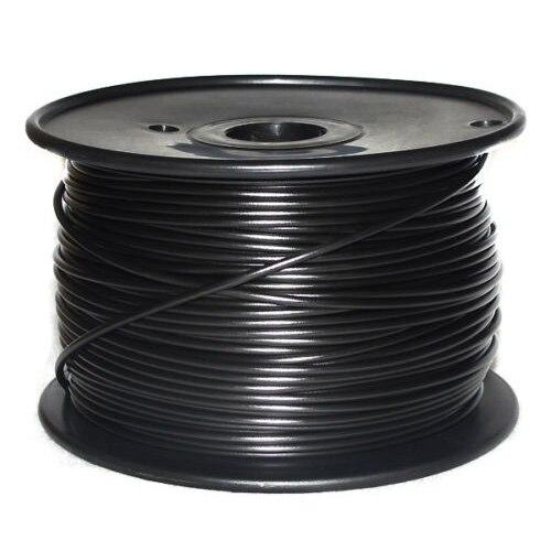 1KG 3D-Printer filament PLA 3.00mm For CTC,Reprap, K8200, Unimaker Size:PLA 3.00mm Color:Black