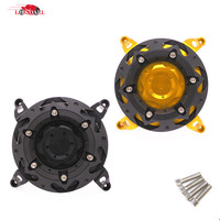 Motorcycle Engine Stator Cover Engine Guard Protection Side Shield Protector For Yamaha SMAX155 2010 2011 2012