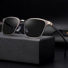 COLECAO Nuevas gafas de Sol Polarizadas Hombres Gafas de Conducción de Protección HD Polariod Lentes de Puntos de Moda gafas de sol hombres c1516