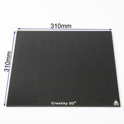 310*310 мм/235*235 мм Новый Creality 3D Ultrabase 3D-принтеры платформы с подогревом построить поверхность Стекло пластина для CR-10 CR-10S Ender3