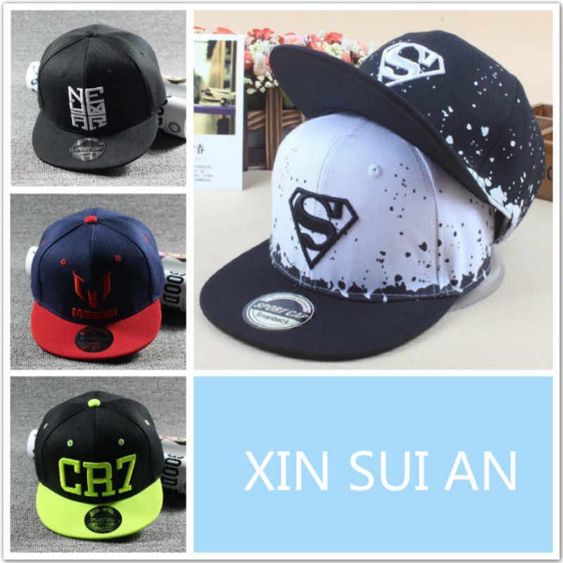 2019 New Super Hero Swag Baseball Caps Kids Hats Boy Girls Hip Hop Hat K- 158dc06c68d4