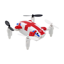 Mini Folding drone rc Helicopters Remote Control Dron with hovering headless model two spped control 3D