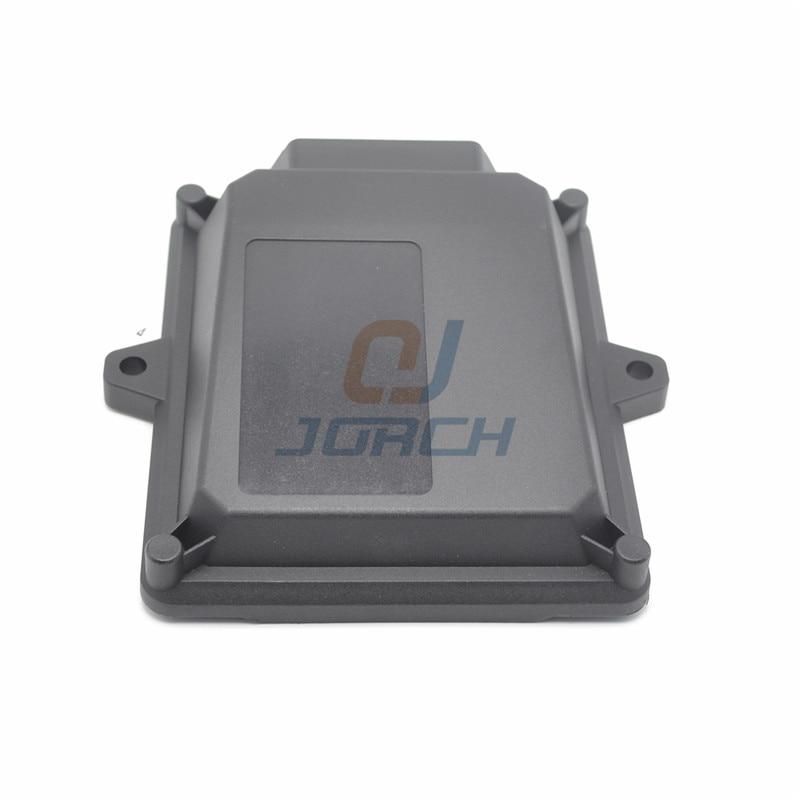 10 sets Black 48 pin plastic ecu electronic pcb enclosure box without connectors