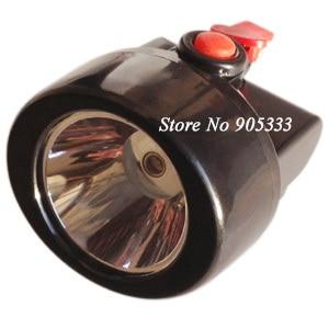 Super Bright 3W Cree LED-projektør Minerlampe forlygte til jagt, - Bærbar belysning