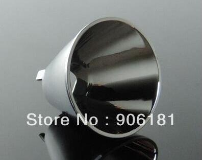#XGIC-19 High quality COB Reflective Cup, Size:19X17.8mm, 10 degree, Clean Surface, PC Materials, Aluminum Coating