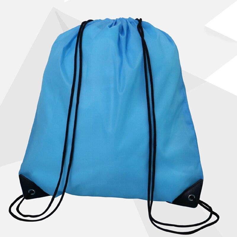 Teenager Boy Shoe Drawstring Backpack Packaging Drawstring Bags For Women 2018