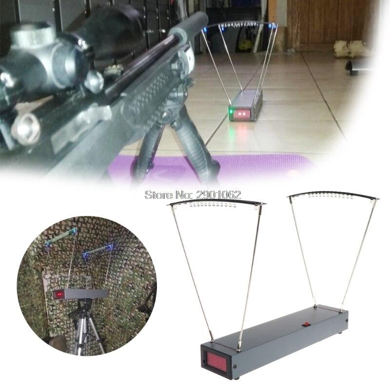 Velocimetry Slingshot Speed Measuring Instrument Pro Bow Velocity Measurement AP16