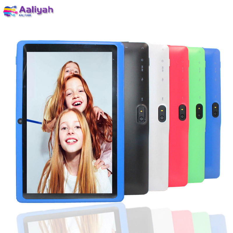 Tablet 7 Inch Android 1024*600 IPS HD Screen Dual SIM Card Tablet PC Quad-core 512+8GB Dual Camera Wifi Large Android Tablets