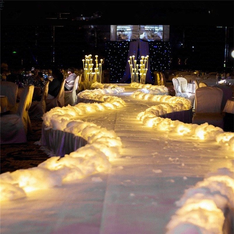 abac9ea14da8 Fashion Wedding Decoration Props White Cloud Roman Columns Road Cited For  Party Event Decorations Supplies Free