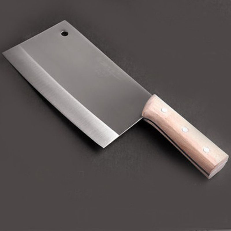 high grade handmade carbon steel kitchen knife slicing meat knife craft cut bone Chef Knife Kitchen