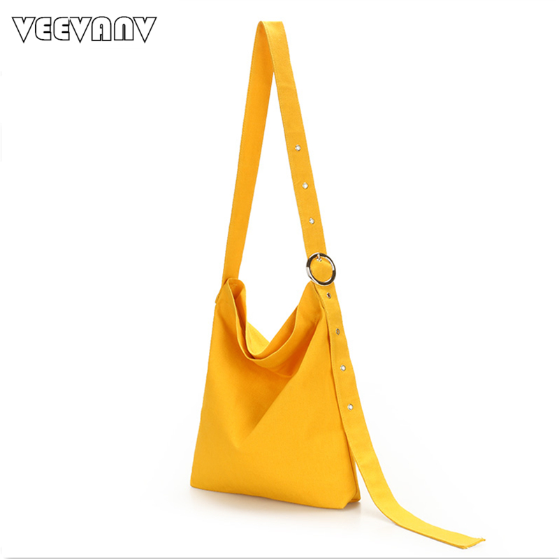 VEEVANV Fashion Ladies Handbags Canvas Shoulder Bag Women Messenger Bags Larger Casual Girls School Crossbody Bags Tote Hangbags aelicy fashion women girls canvas shopping handbag shoulder tote shopper crossbody bags for women messenger bag bolsas feminina