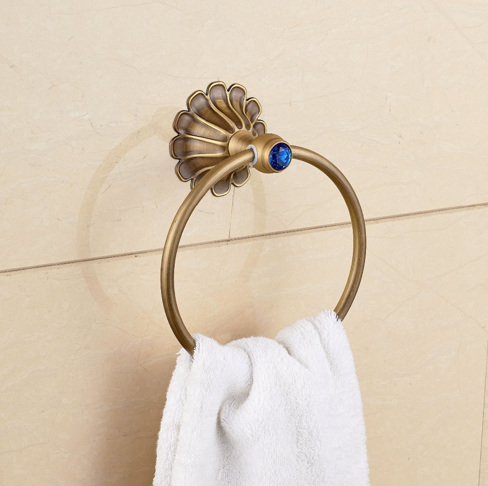 ФОТО Freeshipping Antique Brass Hair Dry Holder Bathroom Skin&Hair Dry Wall Mounted