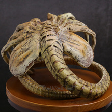 Alien Face Hugger Poseable Replica PVC Action Figure Collectible Model Toy 120cm