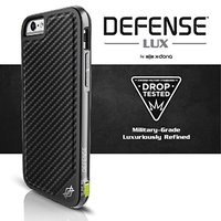 X Doria Defense Lux Military Grade Drop Protection TPU And Aluminum Premium Protective Case For IPhone