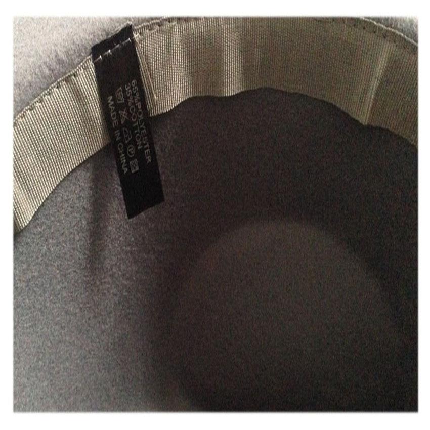 Mäns ull Filt Snap Brim Hat Trilby Women Vintage Wool Panama Fedora - Kläder tillbehör - Foto 5