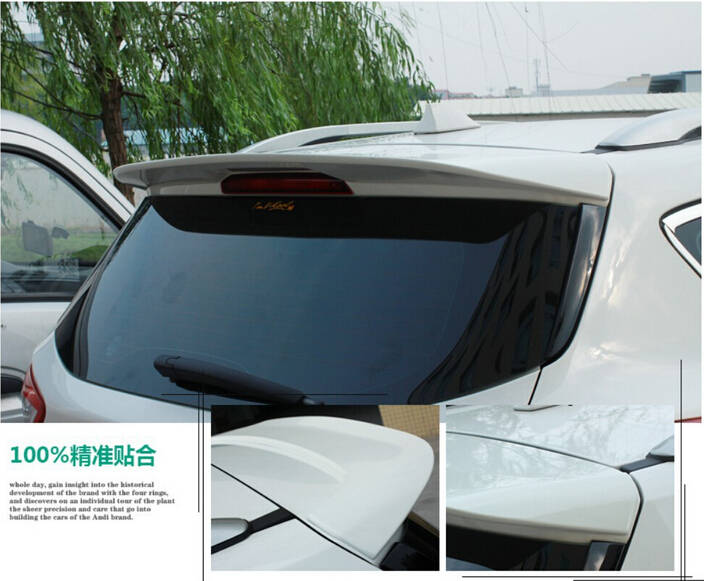 PAINT SPOILERS ABS CAR REAR WING TRUNK SPOILER FOR Ford Escape Kuga 2013 2014 2015 2016 BY EMS paint abs car rear wing trunk lip spoiler for 16 17 toyota vios 2014 2015 2016 2017 by ems