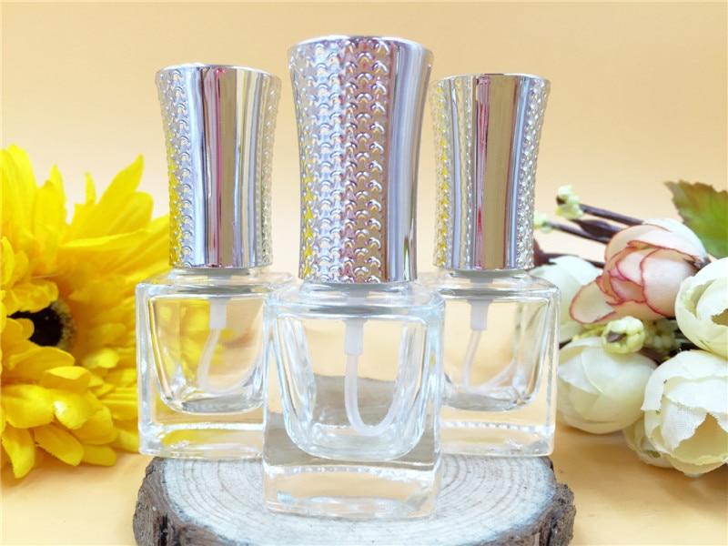5ml kaasaskantav klaas parfüümi pudel värvi kaaned lõhnaõli - Nahahooldusvahend