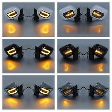 Motorrad Spiegel LED Für Honda Goldwing Gold flügel GL1800 GL 1800 F6B 2013-2017 2016 2015 14 Motorrad zubehör blinker