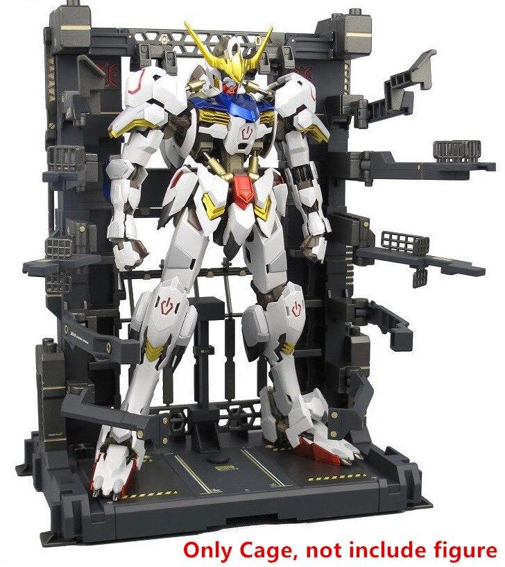 BW MS Gabbia di Base per la Bandai 1/100 MG RE TV Gundam Unicorn Sciopero Freedom ecc 3 scelta di colore DB038-in Action figure e personaggi giocattolo da Giocattoli e hobby su AliExpress - 11.11_Doppio 11Giorno dei single 1