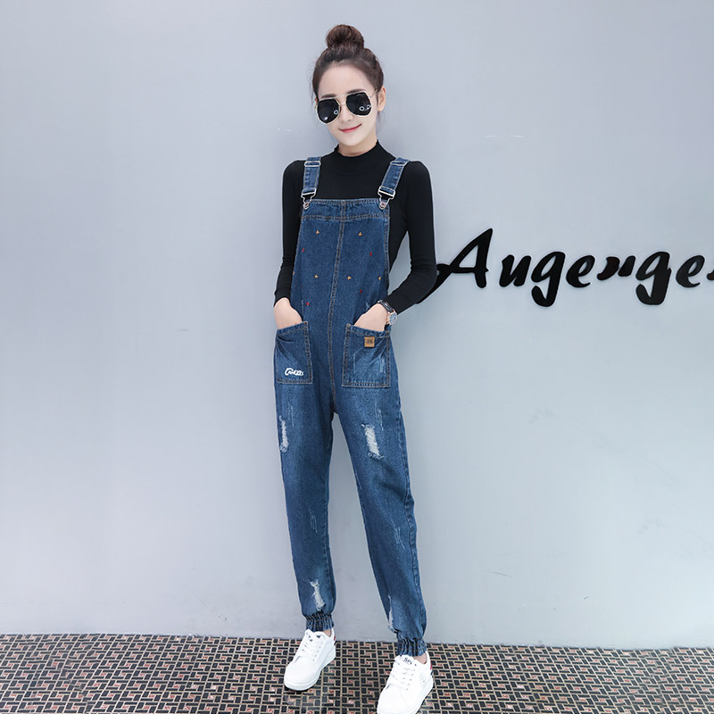 DUNGAREES - Jumpsuits Nineminutes Clearance Best Wholesale 4Z4MRFKy