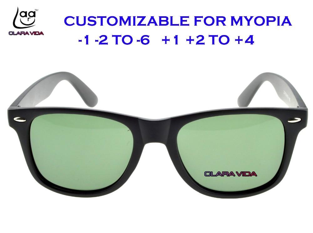 2e060bb58d = Clara vida Polarized Reading Gafas de Sol = negro moda personalizada por  encargo Gafas de sol 1 a 6 + 1 1.5 2 a 4 en De los hombres gafas de ...