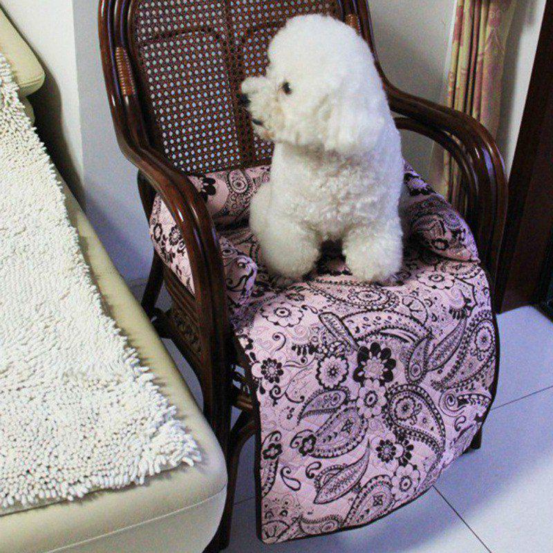 Pet Couch Bed Cushion Sofa Chair Cover Blanket Couch Furniture Protector Comfortable Cozy House Flower Print