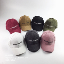 463222f0ad1 2018 Women and Men Soft Velvet embroidery Baseball Caps Adjustable Casual  Lustrously Snapback Golf Outdoor Travel