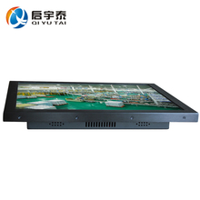 Inter j1900 1.99GHz computer 19″ fanless noiseless touch screen industry all in one pc 1280×1024 Installation embedded pc