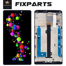 Tested LCD Lenovo Vibe Z2 Pro K920 LCD Display Touch Screen Digitizer Assembly With Frame 6.0