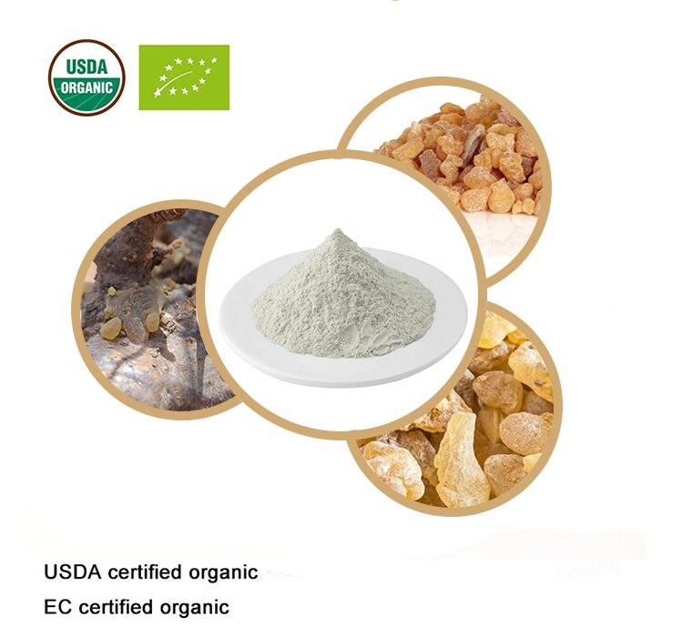 Image 3 - USDA and EC Certified  organic boswellia serrata extract 20:1Slimming Creams   -